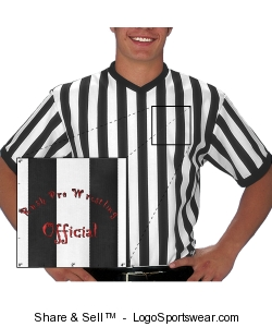 Basketball Officials Shirt Design Zoom
